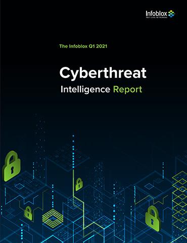 Infoblox Q1 2021: Cyberthreat Intelligence Report